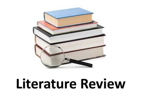 Writing reviews of academic literature an overview